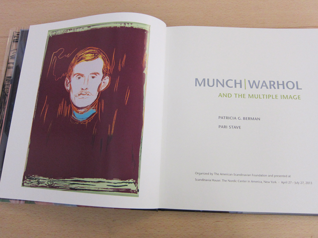 Munch/Warhol
