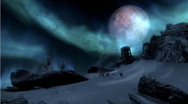Skyrim's the Elder Scrolls V