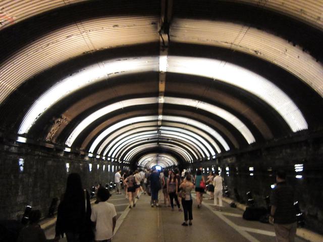 Park Avenue Voice Tunnel
