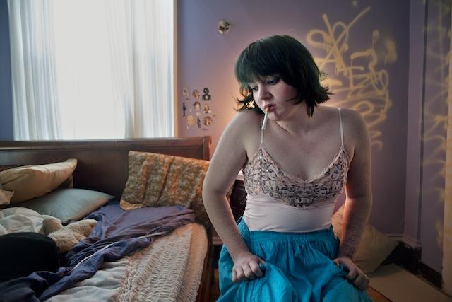 "Rania Matar, ""Izzy, Brookline, MA"" (2011)"