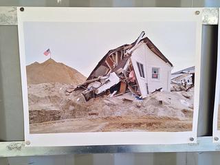 One of Douglas Ljungkvist's post-Sandy images from his Ocean Beach series.