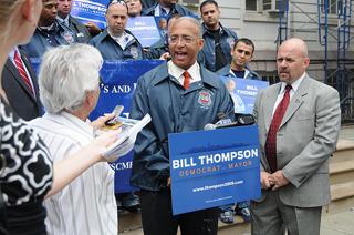 Bill Thompson (photo by Edwin Martinez, via Flickr)