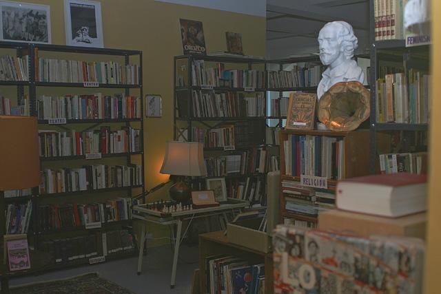 "Pablo Helguera, ""Librería Donceles"" (2013) (all images courtesy Kent Fine Art)"