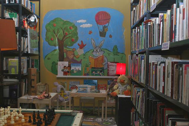 """Pablo Helguera, """"Librería Donceles"""" (2013)"""