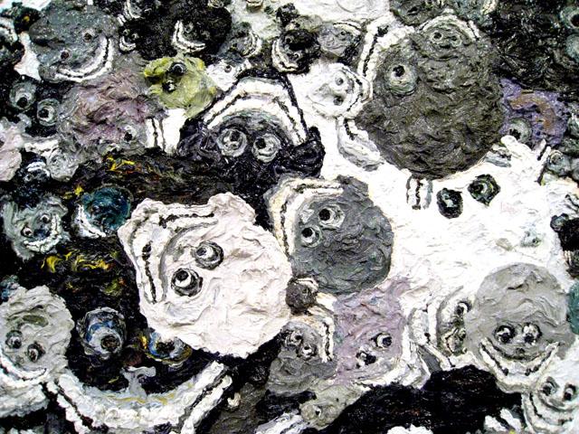 Detail of Poppy Field X