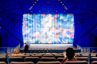 Museum of the Moving Image Sumner M. Redstone Theater (Image via gsz)