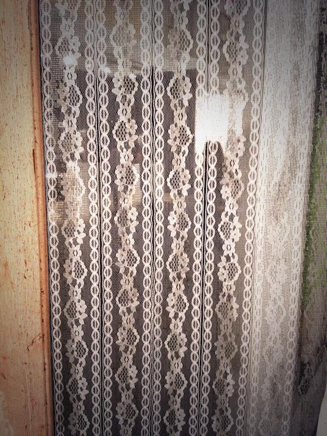 "Tameka Norris, detail from ""Untitled, Door"" (2013)"