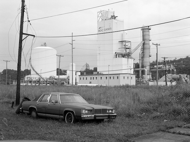 """LaToya Ruby Frazier, """"The Bottom"""" (2009),  20 x 24 inches. Silver gelatin print. Courtesy of the artist and Galerie Michel Rein, Paris."""