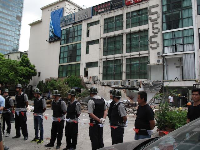 Yuan Gong Studio Demolition  (10)