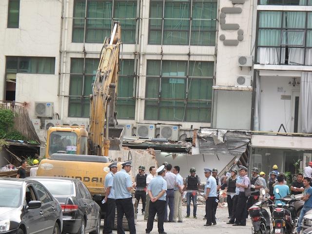 Yuan Gong Studio Demolition  (9)