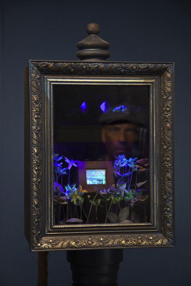 A Ghost in the Screen Machine