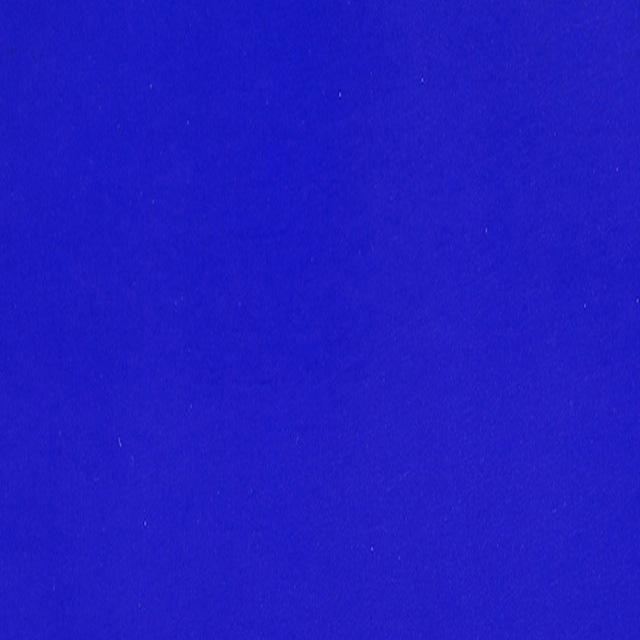Yves Klein's other monotone: International Klein Blue
