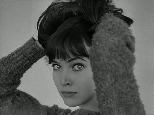 "Jean-Luc Godard, film still from ""Le petit soldat""(The Little Soldier) (1960 but banned until 1963)"