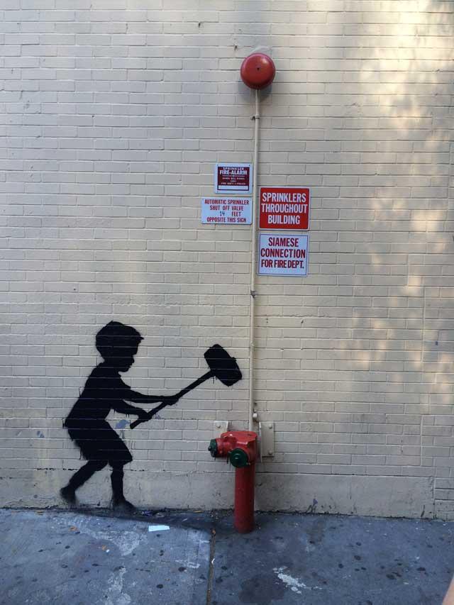 BanksySun3