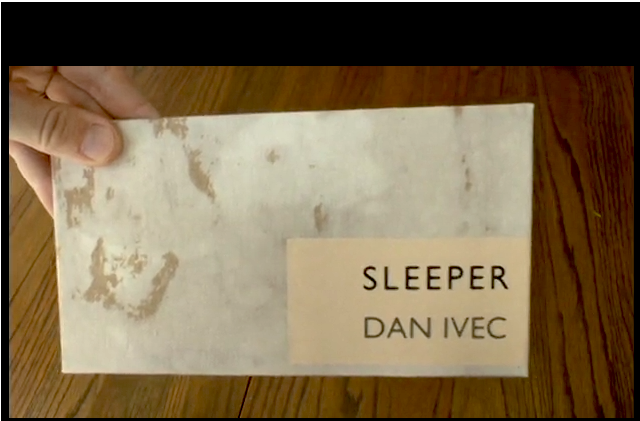 SLEEPER by Dan Ivec is forthcoming from Meekling Press