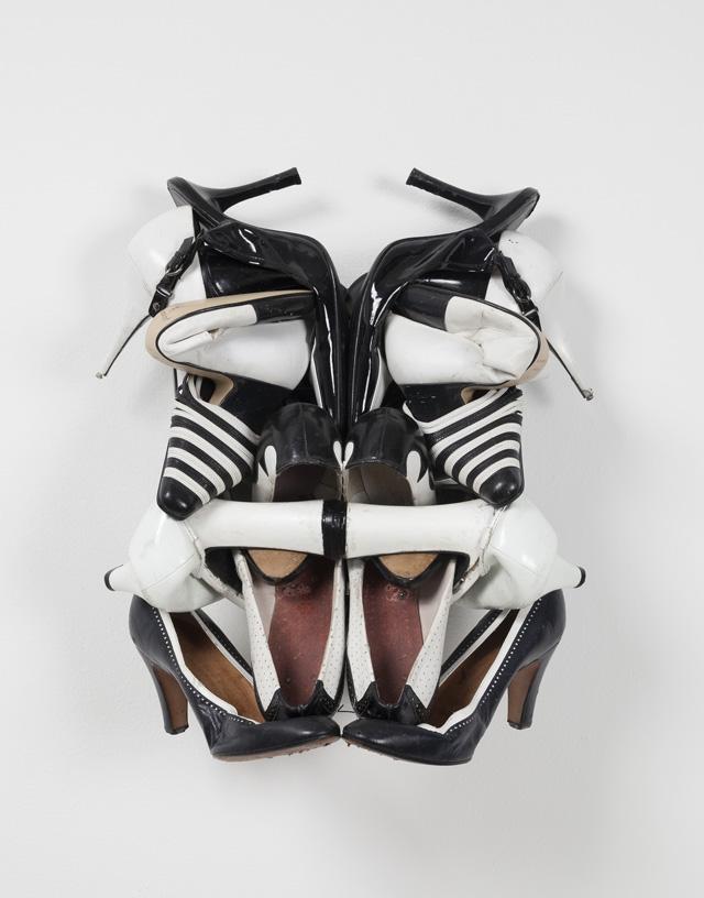 willie cole u0026 39 s high heel fantasias