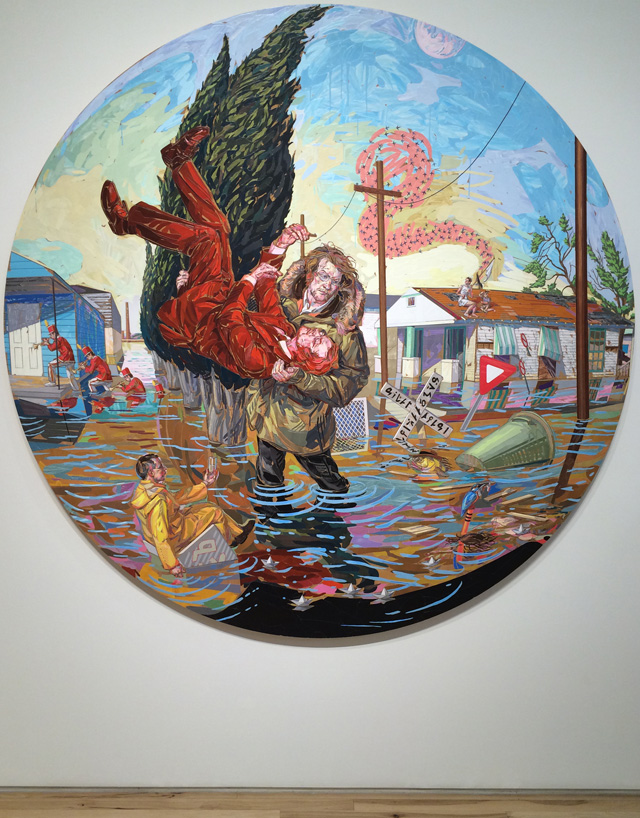 "Brian Adam Douglas, ""The Center Cannot Hold"" (2011)"