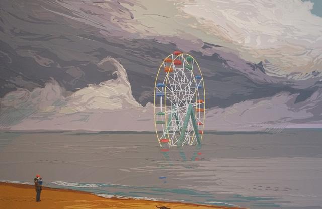 "Brian Adam Douglas, ""Wasteland"" (2013)"