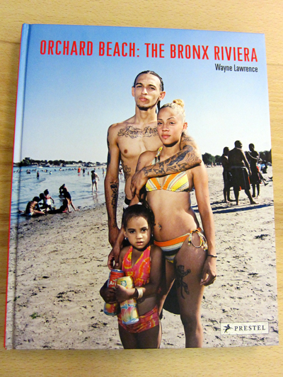 """Cover of """"Orchard Beach: The Bronx Riviera"""" (photograph by the author)"""