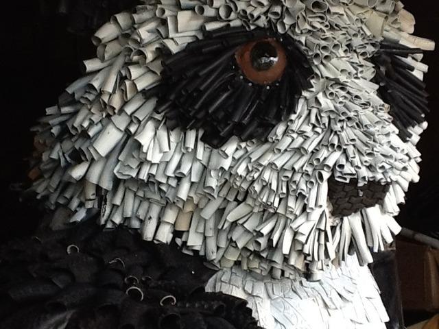 """Nick Jakubiak, """"Tired Pandas"""" (2013) via his Kickstarter page"""