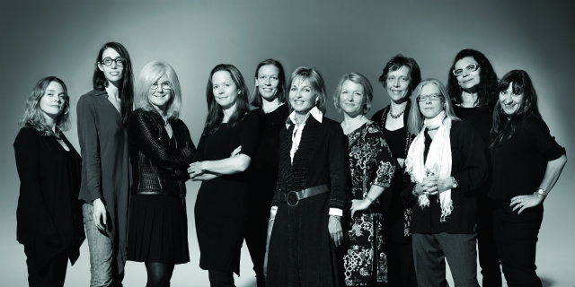 Women of Vision group shot
