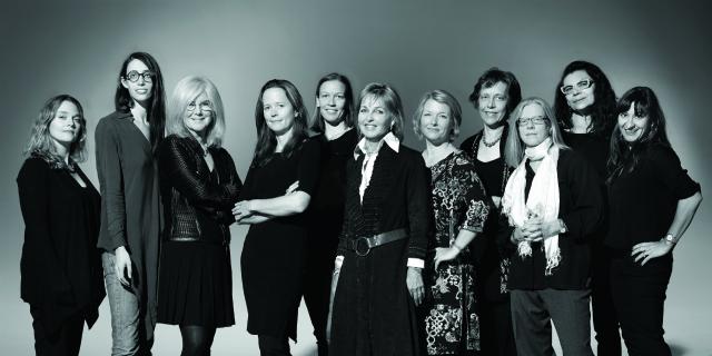 Women of Vision group shot