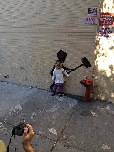 Kids loooooovve Banksy.