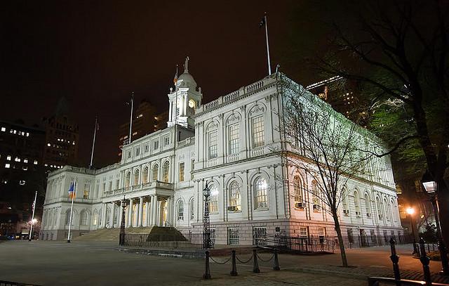 NYC City Hall (via Digitizedchaos's Flickrstream)
