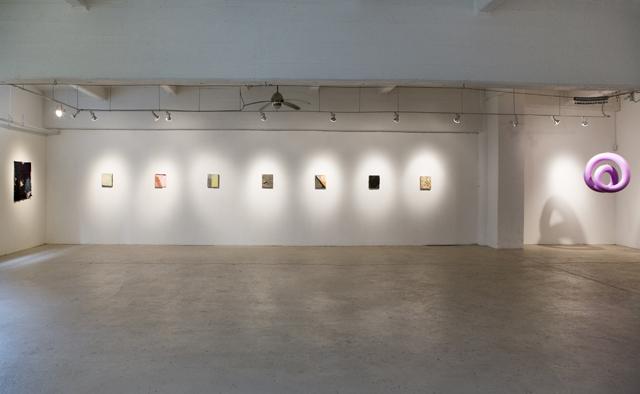 A≠A installation shot. Courtesy of Panepinto Galleries.