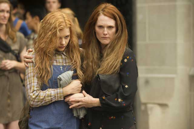"""Film still from Kimberly Peirce's """"Carrie"""" (via beyondhollywood.com)"""