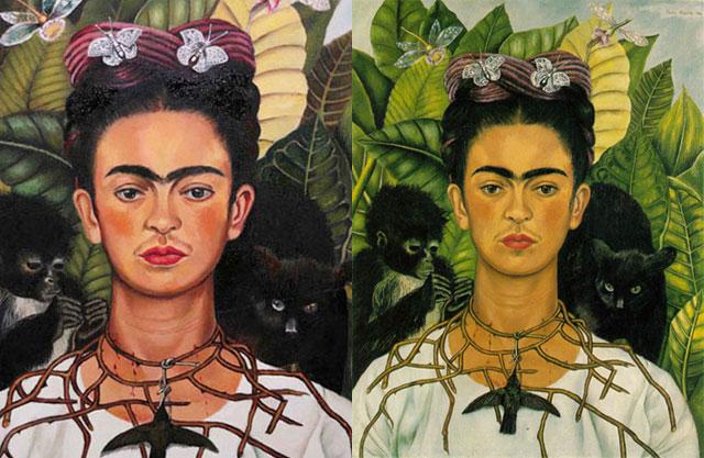 Frida Paintings
