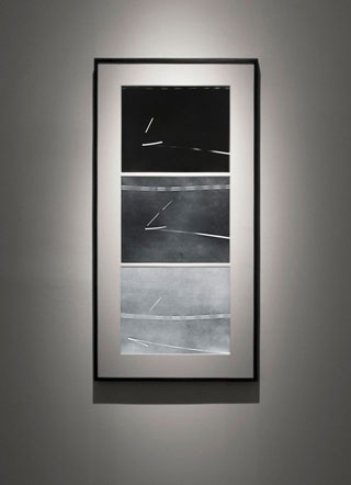 Mohamedi, untitled (c. 1970s), black-and-white photograph (click to enlarge)