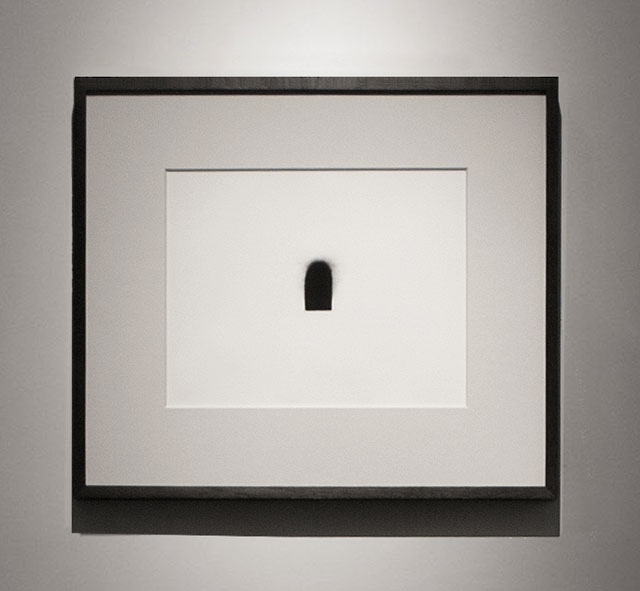 Mohamedi, untitled (c. 1980s), black and white photograph