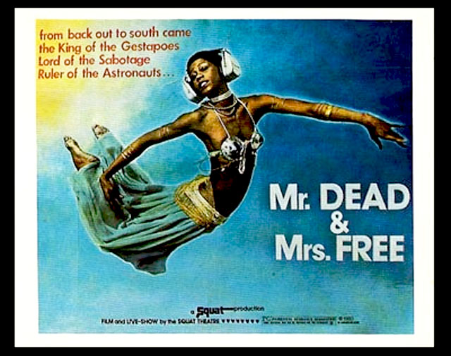 Poster for Mr. Dead and Mrs. Free