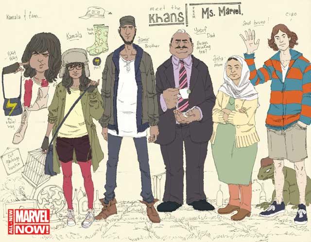 Concept art by Alphona for the series (via comicsalliance.com)