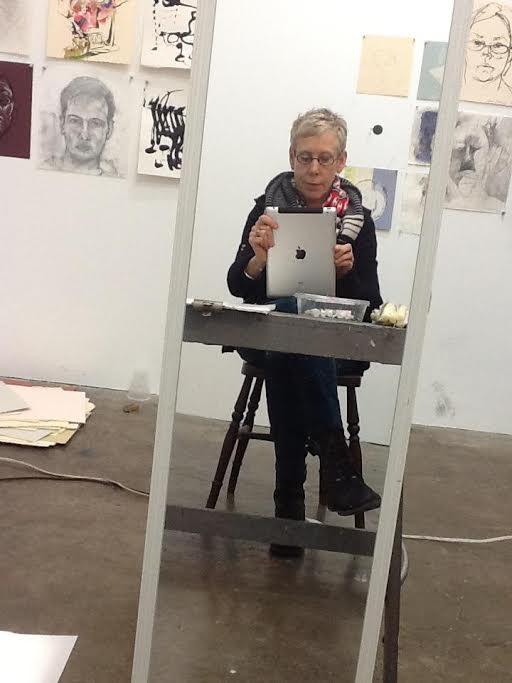 Sabina Ott's selfie
