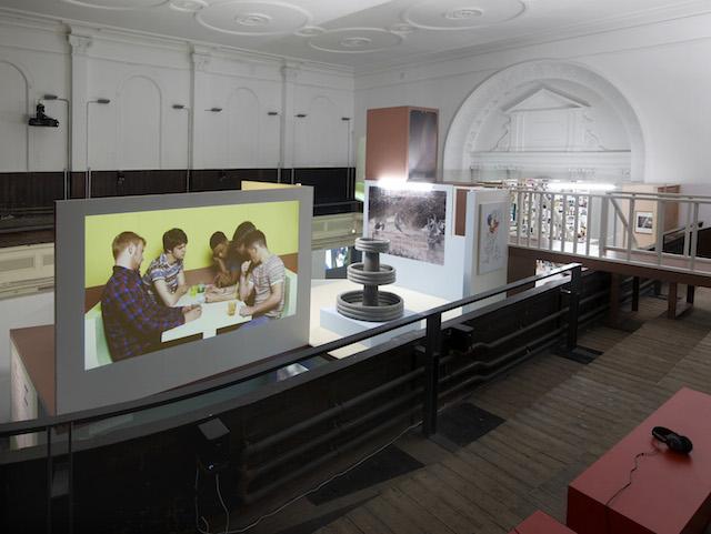Zabludowicz Collection, Installation Views, Andy Holden, MI!MS (5)