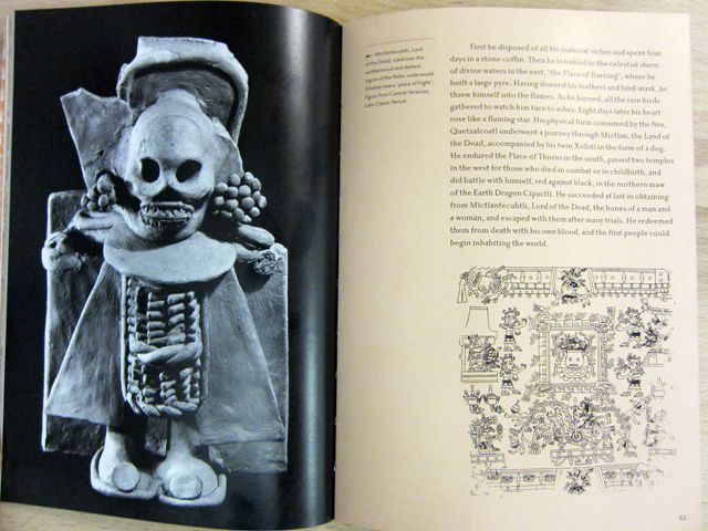 """Pages inside """"Books of the Dead"""""""