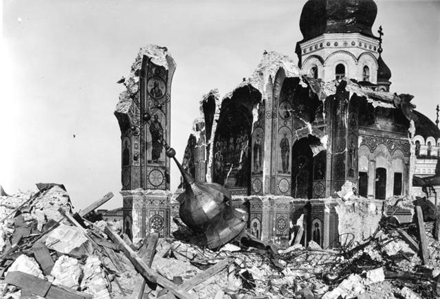 10 Of The Most Infamous Art Destructions Of World War Ii