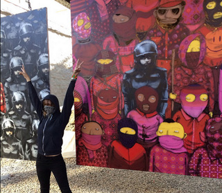 Faux revolutionaries love Banksy too!