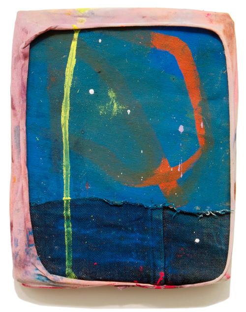 Painting by Sadie Laska. (image courtesy KS Art, New York)