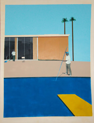 "Ramiro Gomez, ""No Splash"" (2013)"