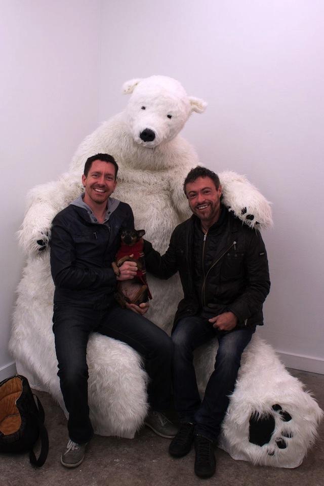 Scott Wenthe and Dan Berger