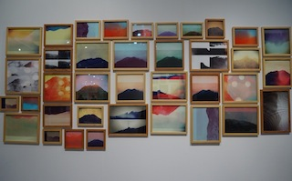 """Penelope Umbrico, """"Mountains, Moving: Of Dr. George C. Poundstone"""" (click to enlarge)"""