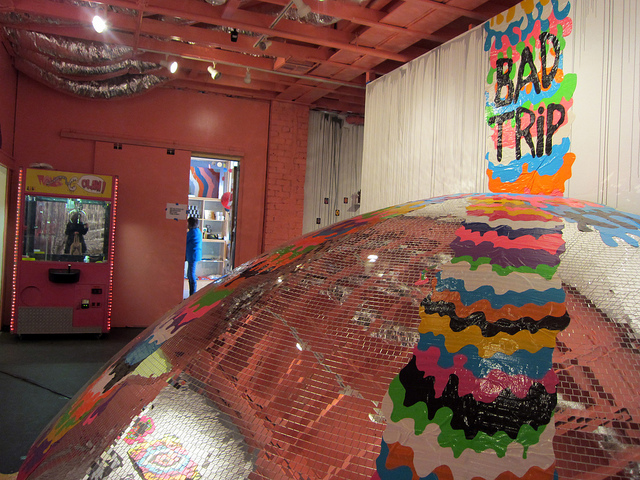 The Womb in Oklahoma City