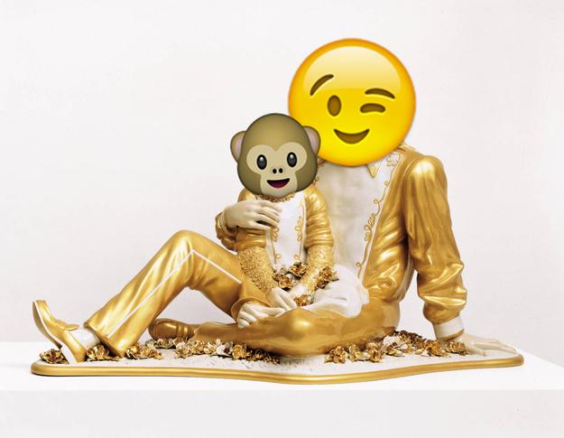 """Genie Alfonzo, """"Emojinal Art"""" (2013)"""