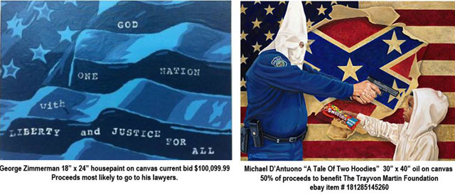 A graphic created by artist Michael D'Antuono to highlight his case. (via Michael D'Antuono's Facebook page)