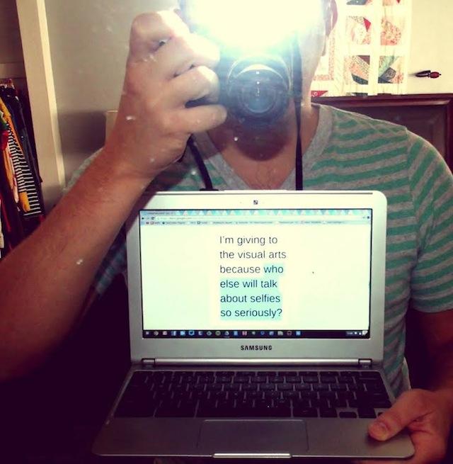 Selfie by Danny Olda