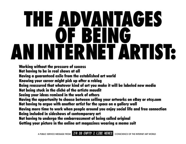 updating guerrilla girls for net artists