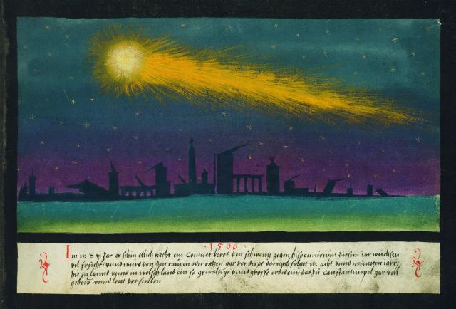 """""""1506 – Comet"""""""